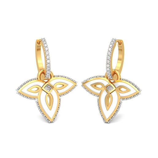 The Parvaneh Drop Earrings