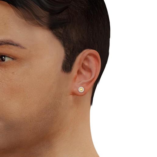 The Savoir Earring For Him