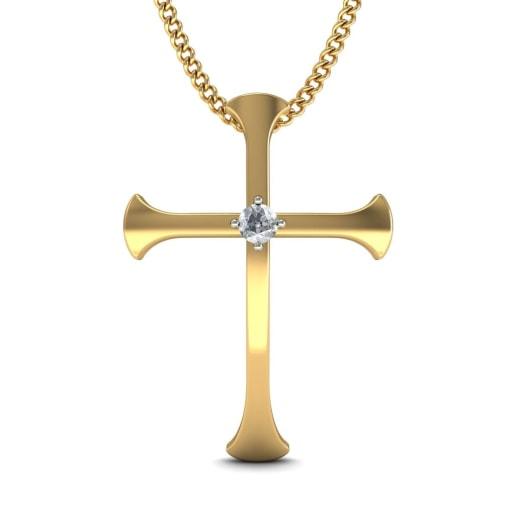 The Holy Cross Pendant
