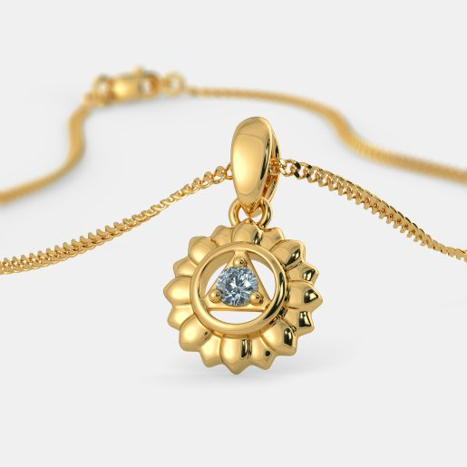 The Throat Chakra Pendant
