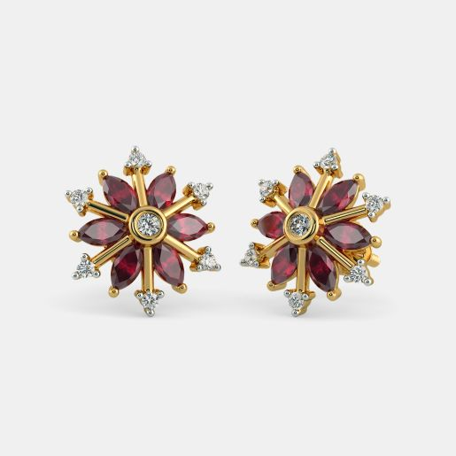 The Hudson Stud Earrings
