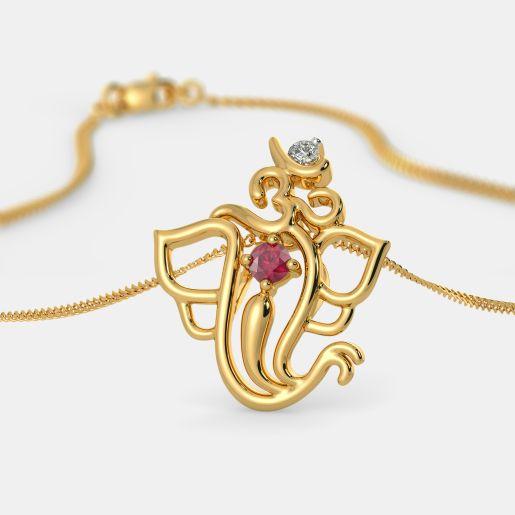 The Gajavakra Pendant