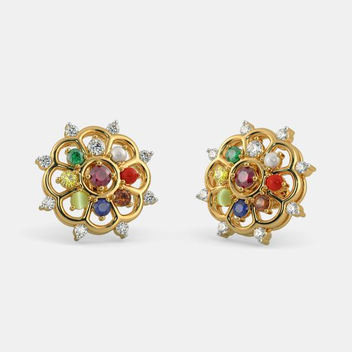 The Bhumi Suman Earrings