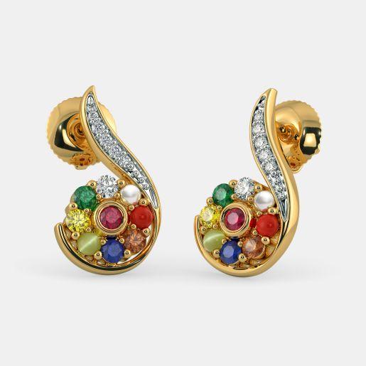 The Ambar Kosh Earrings