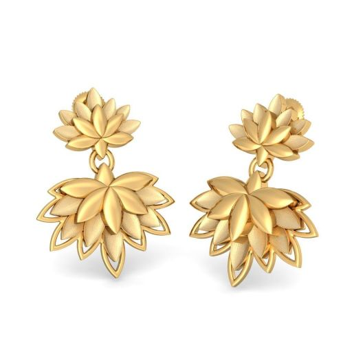 The Padmalakshmi Drop Earrings