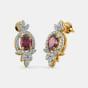 The Luxurious Floralia Stud Earrings